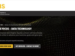 FinovateFocus: Leverage New Tools and Technologies to Make Data Work for You - Finovate image