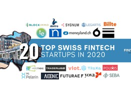 Fintech News Network Unveils 2020's Top 20 Swiss Fintech Startups | Fintech Schweiz Digital Finance News - FintechNewsCH image