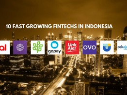 10 Fastest Growing Fintechs in Indonesia According to IDC - Fintech Singapore image