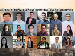 21 Remarkable Fintech Founders Under 35 in Southeast Asia - Fintech Singapore image