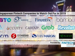 These Are The 13 Fintech Companies to Watch in Singapore in 2019 - Fintech Singapore image