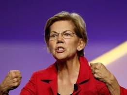 Fintech Seems To Be A Priority For Elizabeth Warren's 2020 Election Campaign image