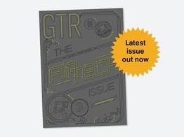 GTR's Fintech Issue is out now! | Global Trade Review (GTR) image