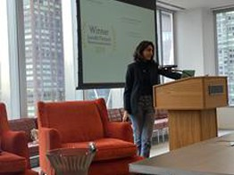 Luvleen Sidhu, Co-Founder of BankMobile, Gave Keynote at Fearless in Fintech Conference in New York image