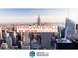Stay ahead of fintech innovation with Finovate Fall 2019 | INVYO Insights Europe : Media Fintech image