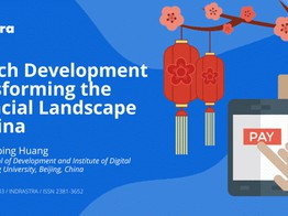 Fintech Development Transforming the Financial Landscape in China image
