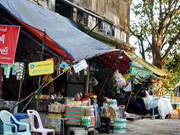 As distrust over the banking system looms in Myanmar, the 'fintech revolution' is staved off | KrASIA image