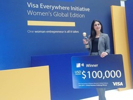 Pakistani fintech startup Tez wins $100,000 grand prize at Visa Everywhere Initiative image