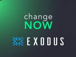 ChangeNOW Partners with Exodus Wallet - NullTX image