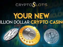 CryptoSlots Launches 'Coin Rush' – the Ultimate Cryptocurency Slot Game - NullTX image