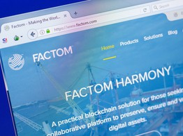 Factom Seems Keen to Enter the Stablecoin Market - NullTX image