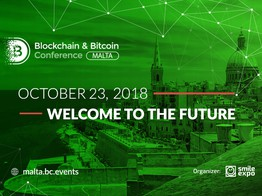 Top Crypto Experts Will Gather on the Second Blockchain & Bitcoin Conference Malta - NullTX image