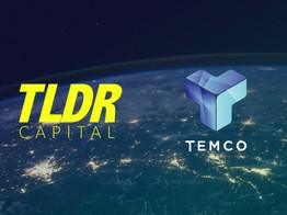 """TEMCO Establishes Partnership with Cryptocurrency Fund and Advisory """"TLDR Capital"""" - NullTX image"""