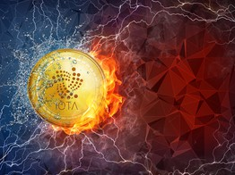 IOTA Price: Trinity Wallet and New Digital ID Project Push Value Toward $0.6 - NullTX image