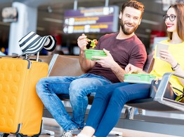 On-Demand Food Delivery With Airport Sherpa | PYMNTS.com image