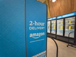 Amazon Donates Delivery Services | PYMNTS.com image