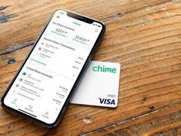Chime Debuts Credit Card That Acts Like Debit | PYMNTS.com image