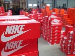 Nike Teams With Geek+ For Same-Day Delivery | PYMNTS.com image