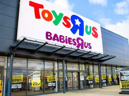 Toys R Us Brand Might Make A Comeback | PYMNTS.com image