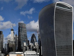 London fintech funding soars in first half of the year image