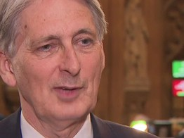 Sums add up for ex-chancellor Hammond as he takes stake in 'ethical fintech' Algbra image