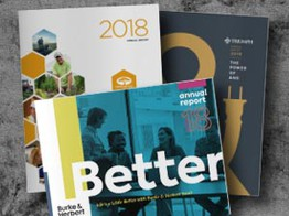 Gallery: 29 of the Best Annual Reports in Banking to Inspire Your Next One image
