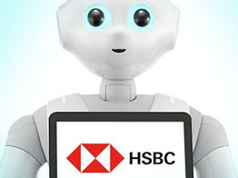 Seriously Successful Results From HSBC Bank's Branch Robot Rollout image