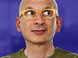 Seth Godin Urges Financial Marketers to Hit 'Reset' During COVID Crisis image
