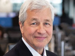Why Chase's Dimon Loves Branches, Admires Bezos & Questions Libra image