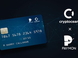 Paymon and Cryptocean Announce the Launch of Crypto Debit Cards | The Fintech Times image