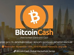 Bitcoin Cash Fork Crashes Market- is Craig Wright a Government Pawn to Destroy Crypto? | The Fintech Times image