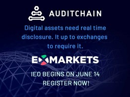 Real Time Assurance and Disclosure for Digital Assets and Exchanges Begins This Friday, 14th June - The Merkle Hash image