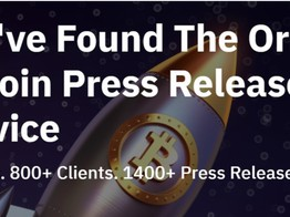 Bitcoin PR Buzz Launches Guaranteed CoinTelegraph and Bitcoin.com Publication With $1000 Discount and Free Consultations » The Merkle Hash image