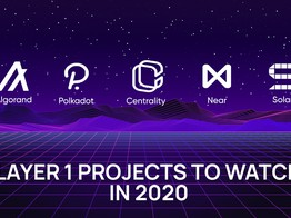 Five Layer 1 Projects to watch in 2020 » The Merkle Hash image