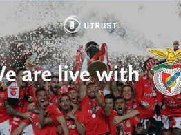 S.L. Benfica & UTRUST Partner to Become First Major European Football Club to Accept Cryptocurrency - The Merkle Hash image