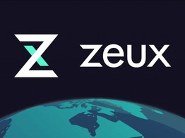 Zeux - the World's First Crypto Mobile-Payment and Investment App - The Merkle Hash image