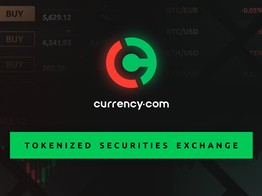 A Beginner's Guide to Currency.com - The World's First Regulated Tokenized Security Exchange » The Merkle News image