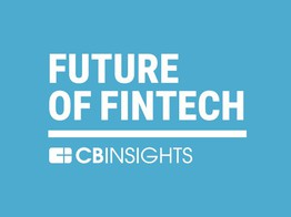 CB Insights' Future Of Fintech 2019 Event Agenda image