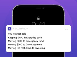 You Can Now Use Wealthfront's Cash Account to Automate Your Finances from End to End image