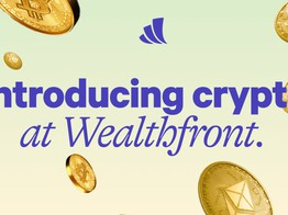 You Can Now Get Exposure to Cryptocurrency in Your Wealthfront Portfolio - Wealthfront image