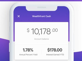 The Wealthfront Cash Account Now Has a 1.78% APY Following a Decrease in the Effective Fed Funds Rate - Wealthfront Blog image