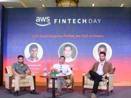 At AWS Fintech Day 2019, the fintech community gathered to discuss the latest innovation trends in the industry image