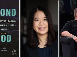 From transactions to Tech4Good: authors Theodora Lau, Bradley Leimer on the inclusion opportunity for fintech image