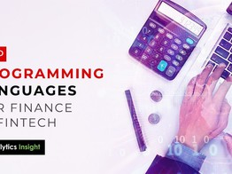 Top Programming Languages for Finance in Fintech image