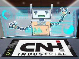 Capital Goods Giant CNH Industrial Partners With IBM on Long-Term Blockchain Upgrade image