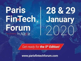 Your flash guide to the Paris Fintech Forum 2020 image