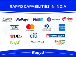 UK-based Fintech platform Rapyd enters India with an all-in-one payment solution and a COVID-19 Solidarity Programme image