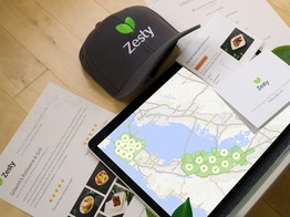 Square acquires corporate catering startup Zesty image