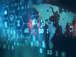 Global fintech investment rebounds in first half of 2021 image