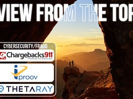 Cybersecurity: Chargebacks911, iProov and ThetaRay in View from the Top | The Fintech Times image